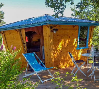 cabane exterieur