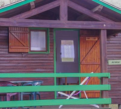 cabane terrasse